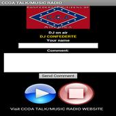 CCOA TALK/MUSIC RADIO icon