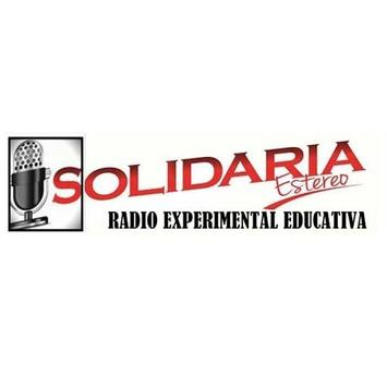 SOLIDARIA ESTEREO poster