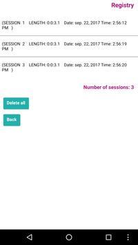 Sitzung Lite screenshot 2