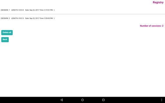 Sitzung Lite screenshot 5