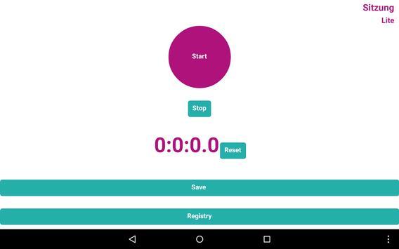 Sitzung Lite screenshot 8