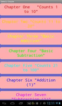 (DEMO) Mathematics Primary 1 apk screenshot
