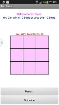 10Steps apk screenshot