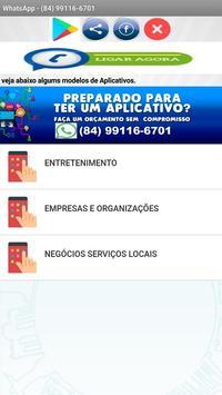 Web FM Modelo 01 screenshot 1