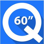 60 Seconds Quiz Italiano icon