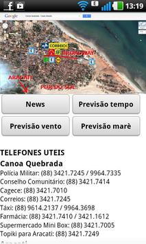 Canoa Quebrada apk screenshot