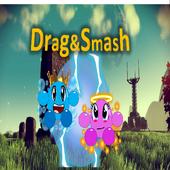 Drag & Smash icon