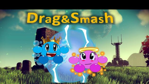 Drag & Smash screenshot 1