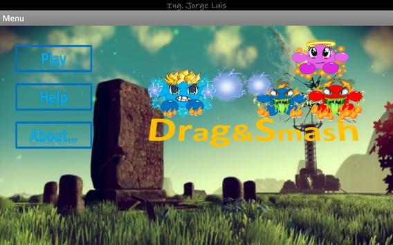 Drag & Smash screenshot 2