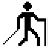 Nordic Walking Log icon
