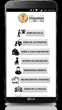 MMS Vecinos Alerta poster