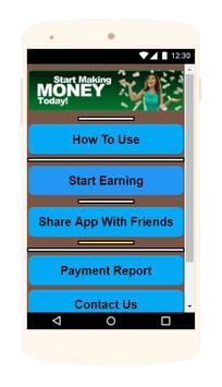 Earn Money Free screenshot 1