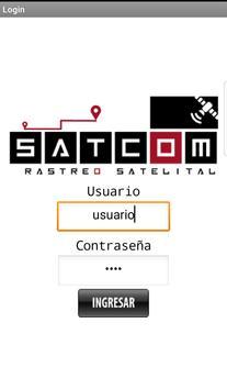 Entrada Segura SATCOM poster