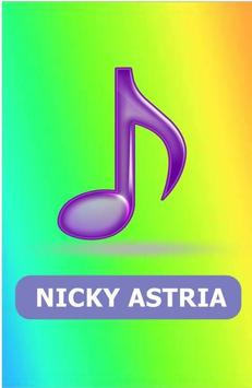 LAGU NICKY ASTRIA poster