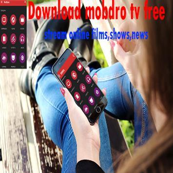 the tips mobdro guide apk screenshot
