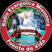 Radio Evangelica Misionera Fuente de Vida icon