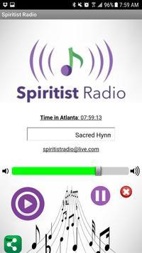 Spiritist Radio poster