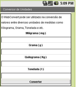 Web Convert screenshot 1