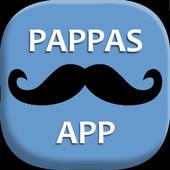 Pappas App icon