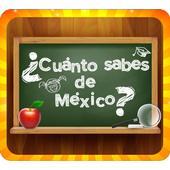 Pregunton de Geografia, Mexico icon