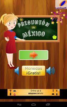 Pregunton de Geografia, Mexico poster