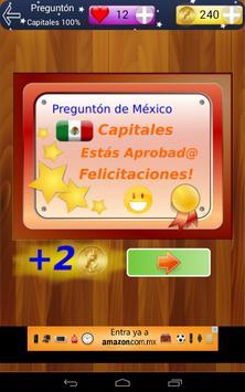 Pregunton de Geografia, Mexico apk screenshot