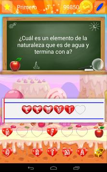 Preguntas y Palabras Primaria apk screenshot