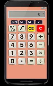 CALK calculator apk screenshot