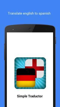 german translator poster