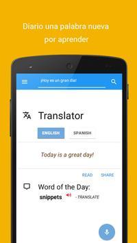 german translator screenshot 1