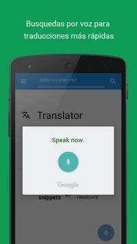 german translator screenshot 2