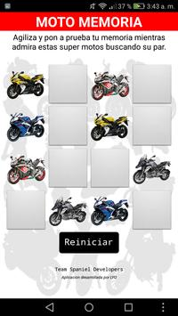 Moto Memoria apk screenshot