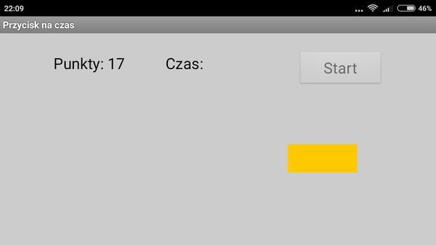 Przyciski na czas apk screenshot