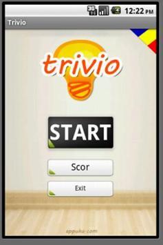 Trivio poster