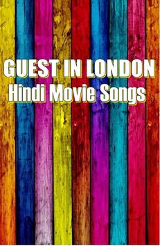 Guest In London Songs poster