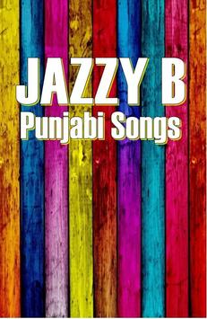 All Songs Jazzy B poster