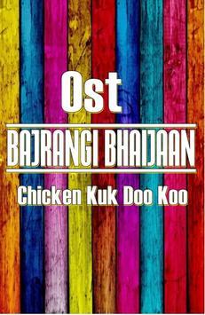 OST BAJRANGI BHAIJAAN poster