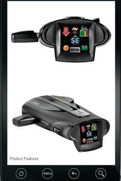 GPS Radar Detector apk screenshot