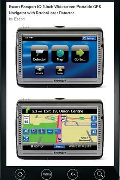 GPS Radar Detector poster