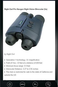 Infrared Binoculars apk screenshot
