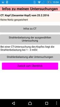 Röntgenpass screenshot 1