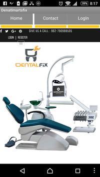 dentalmartsfix apk screenshot