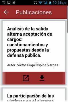 Abogados Ubilex screenshot 4