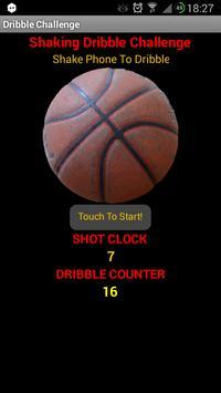 Basketball Dribble apk screenshot