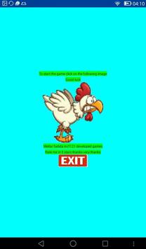 chicken ; the war apk screenshot