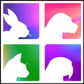 Animal Quiz Game icon