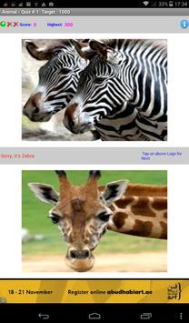 Animal Quiz Game screenshot 8