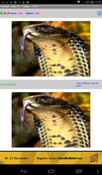 Animal Quiz Game screenshot 9