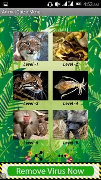 Animal Quiz Game screenshot 1
