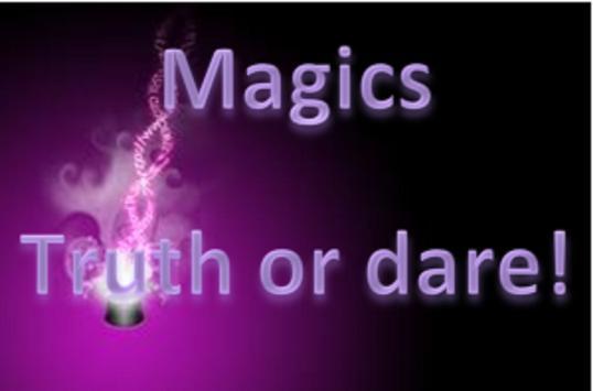 Magics Truth or Dare poster